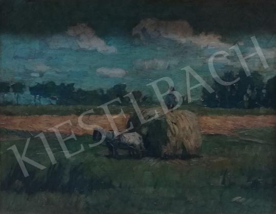 Eladó  Nyilasy Sándor - Nyár festménye