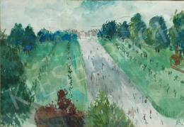Bernáth Aurél - Tavasz (Hyde Park)