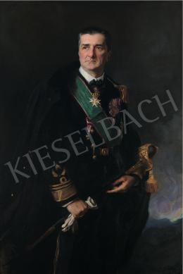 László, Fülöp - Portrait of Miklós Horthy, 1927