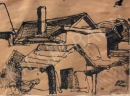 Gruber, Béla - Village Scene