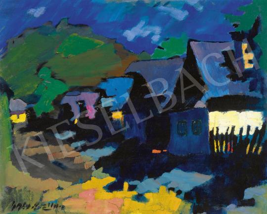 Nagy, Oszkár - Street in Nagybánya | 60th Winter Auction auction / 10 Lot