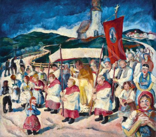 Jakoby Gyula - Körmenet, 1930 | 60. Téli Aukció aukció / 29 tétel