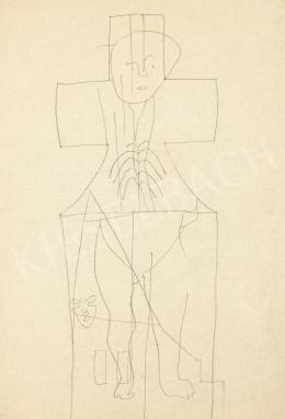 Vajda Lajos - Pléh-Krisztus