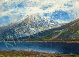 Mednyánszky, László - Spring in the High Tatras