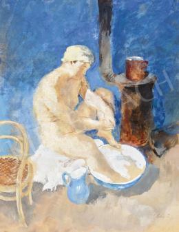 Szőnyi, István - At Home (Bath)