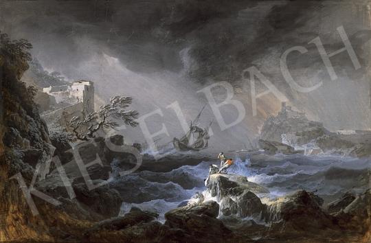 Noel, Alexandre Jean - Stormy Sea | 14th Auction auction / 34 Lot