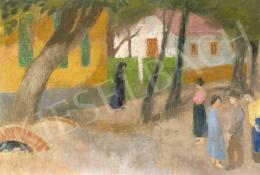 Szőnyi István - Zebegényi utca, 1935