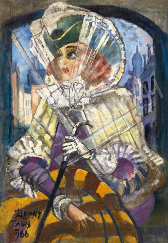 Remsey Jenő György - Párizsi hangulat (A sztár), 1966 | 60. Téli Aukció aukció / 144 tétel