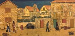 Czene, Béla jr. - Small town on the seaside
