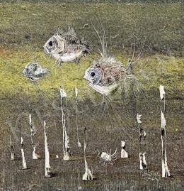 Szász, Endre - Fishes, 1963