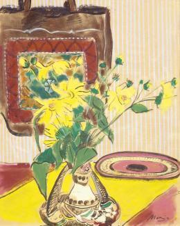 Móricz Margit - Műtermi csendélet, 1930-as évek