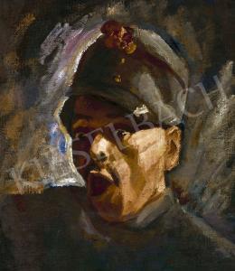 Czigány Dezső - Katona az első világháborúban