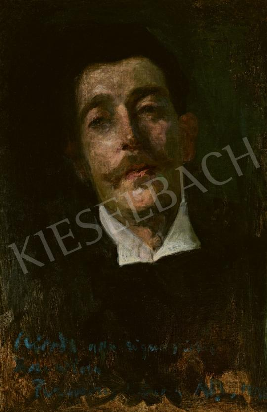 For sale Ferenczy, Károly - Portrait of Cézár Herrer, 1899 's painting