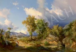 Markó András - Szélfújta felhők