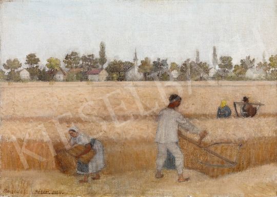 For sale  Benedek, Péter - Harvest, 1934 's painting