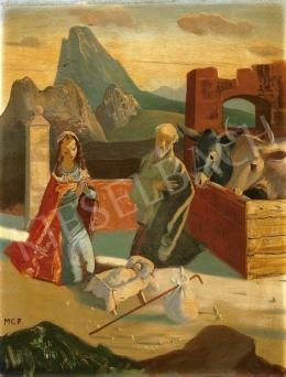 Molnár C. Pál - A Szent Család