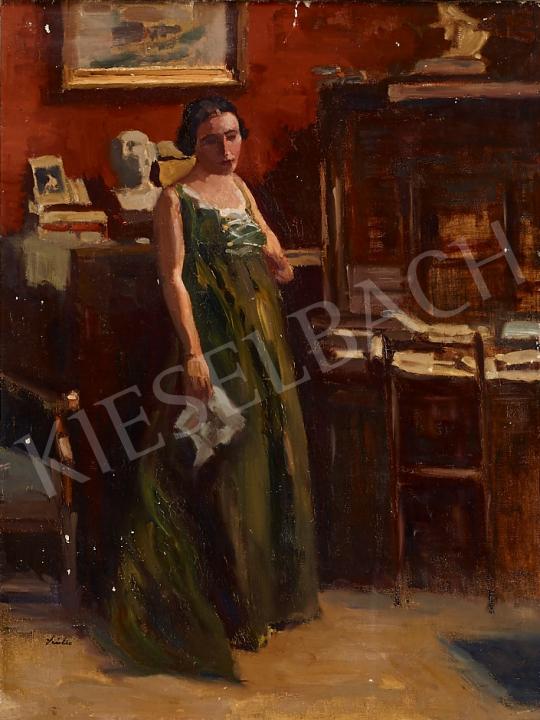 Eladó Szüle Péter - A levél festménye