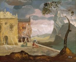 Molnár C. Pál - Mária és Erzsébet találkozása