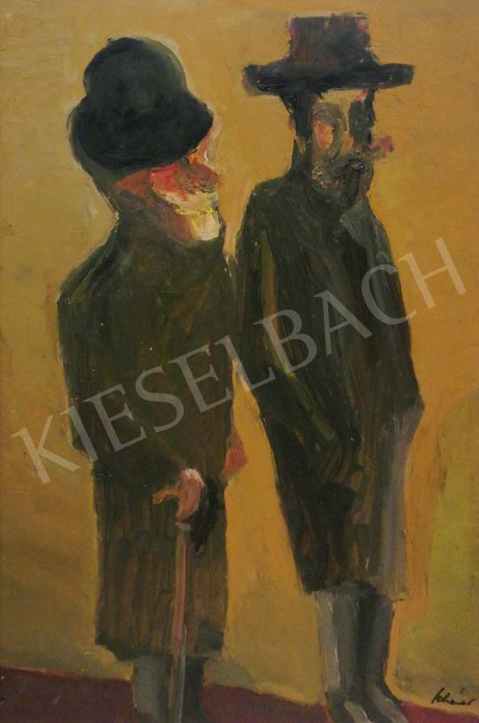 For sale Schéner, Mihály - God with Us, 1998 's painting