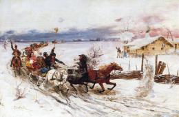 Pataky László - Lakodalmi menet