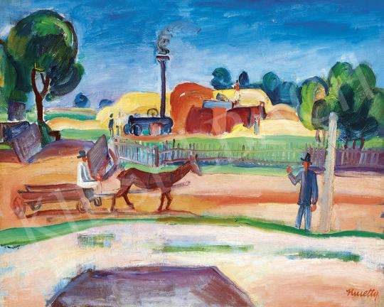 For sale  Kmetty, János - Summer Day 's painting