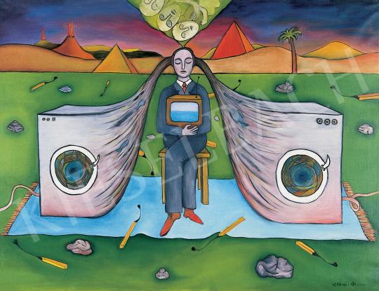 efZámbó István - Nyugalom festménye