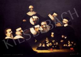 efZámbó István - Rembrandt után szabadon