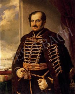 Barabás Miklós - Magyar nemes portréja