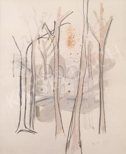 Bukta Imre - Méhes az akácosban (1993)