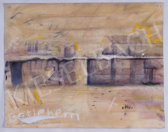 Eladó Ádám Zoltán - Betlehem, 2007 festménye