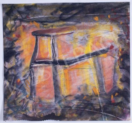 Eladó Ádám Zoltán - Belső fény, 2007 festménye