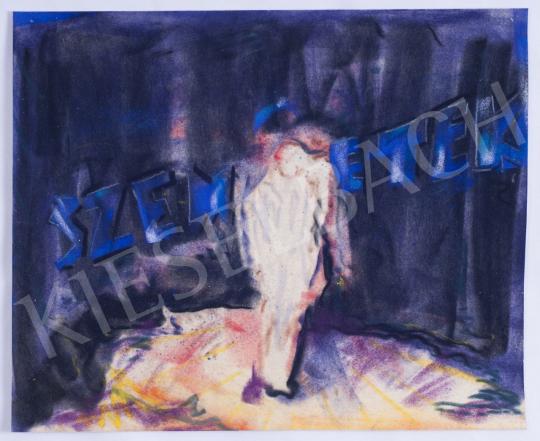 Eladó Ádám Zoltán - Szemetek, 2007 festménye
