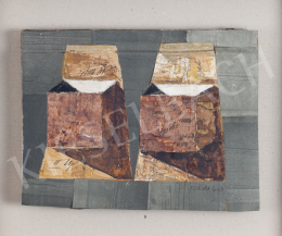 Szikora Tamás - Két álló doboz, 2008