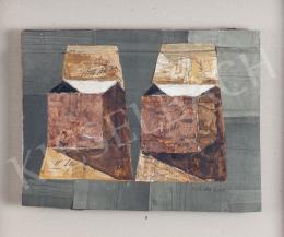 Szikora, Tamás - Two Standing Box, 2008