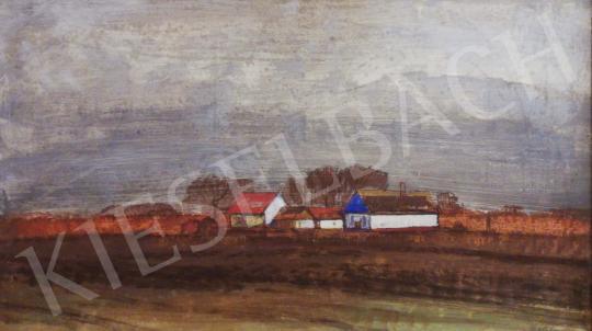 Eladó Moldován István - Tanyavilág festménye