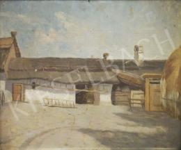 Bihari, Sándor - Farmyard