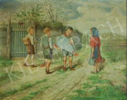 Barabás, Gizella (Reissmann Gizella, Barabás  - Young Pioneers
