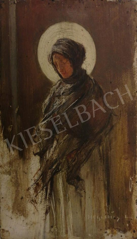 For sale Hegedüs, László - Mary (Betlehem) 's painting