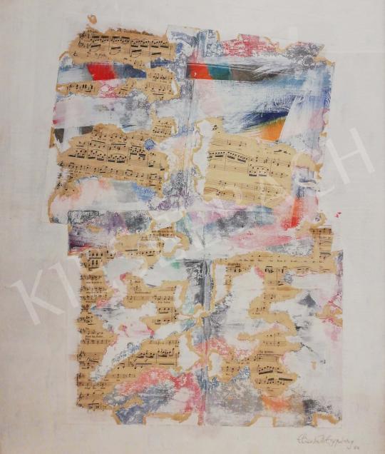 Eladó  Elizabeth Eggenberg - Kotta festménye