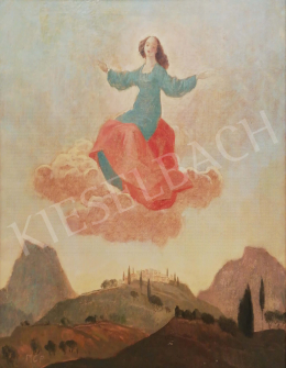Molnár C. Pál - Mária mennybemenetele