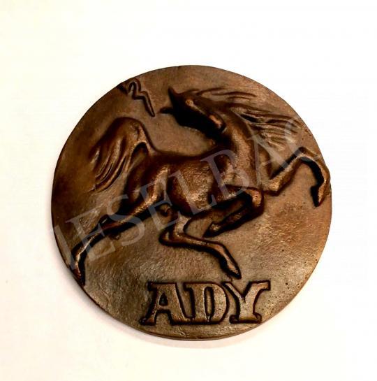 Eladó  Pátzay Pál - Ady Endre - villámoktól megriadt ló festménye