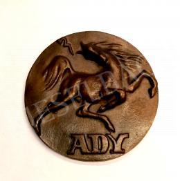 Pátzay, Pál - Ady, Endre - Horse Shattered by Lightning