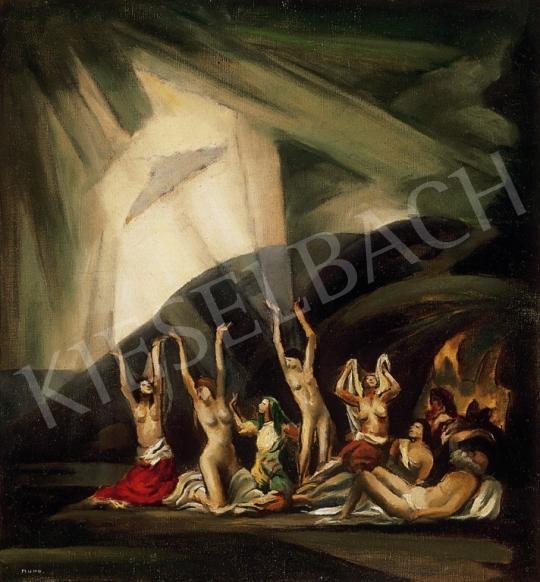 Mund Hugó - Vágyódás | 14. Aukció aukció / 77 tétel