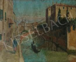 Joachim, Ferenc (Csejtei) - Venice