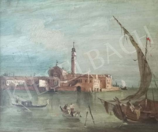 For sale Biai-Föglein, István - Venice (After Guardi) 's painting