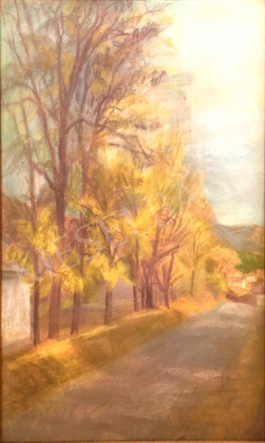 Eladó Szobotka Imre - Délutáni nap festménye