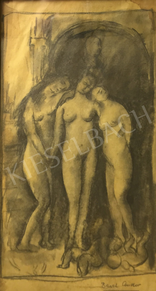 For sale  Basch, Andor - Three Graces 's painting
