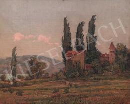 Basch Árpád - Balatonparti villa (Csopak)