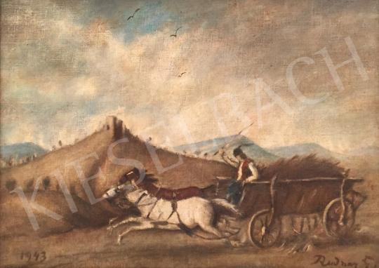 For sale  Rudnay, Gyula - Homeward 's painting