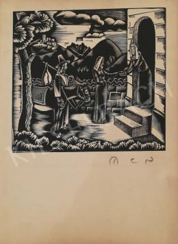 Molnár C., Pál - Visitation